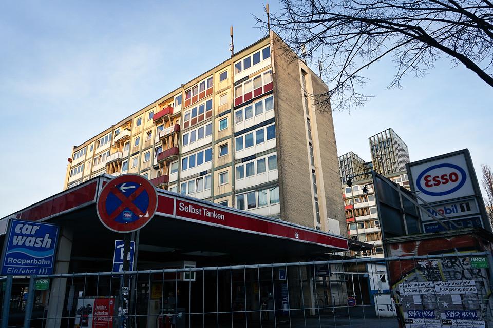 Kein Abriss der Essohäuser Hamburg