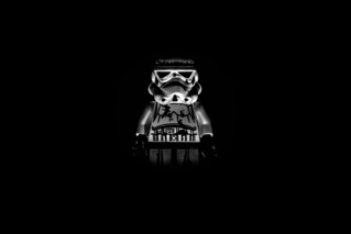 Sandtrooper (Black & White)