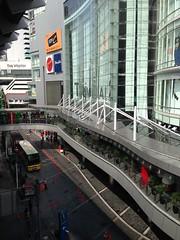 Front of Terminal 21 shopping center, Bangkok, Thailand