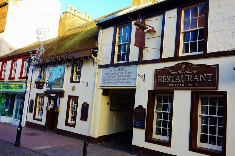 Tam O'Shanter Inn, Ayr, Scotland