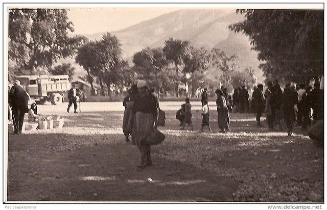 Berat, Бэрат. Albania,1939-1943?