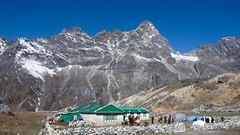 Hotel górski Dzonghla Lodge
