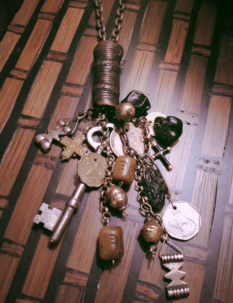 Ann Lambrecht necklace
