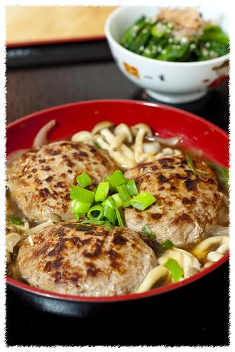 Japanese Hamburger Steak