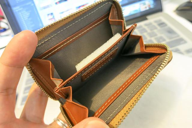 アルティジャーノ ミニ財布