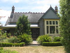 A Late Victorian Federation Style Villa