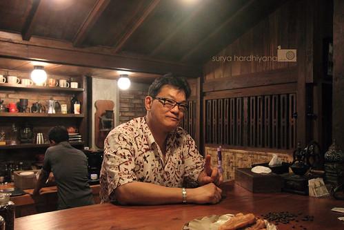 Bapak Setiawan Subekti a.k.a Pak Iwan