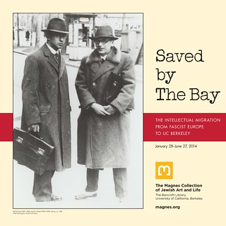 Saved by The Bay | Exhibition Poster