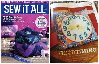 Sew It All Magazine Volume 7 Feature