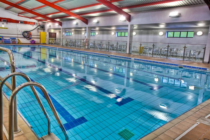 Pool at Gwyn Evans Leisure & Activity Centre