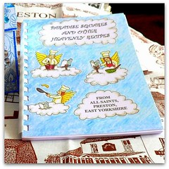Paradise Squares Recipes book