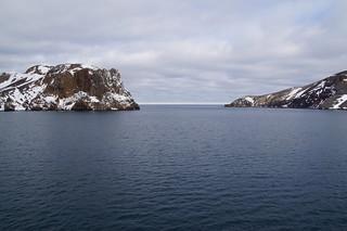 384 Deception Island - Neptunes bellow