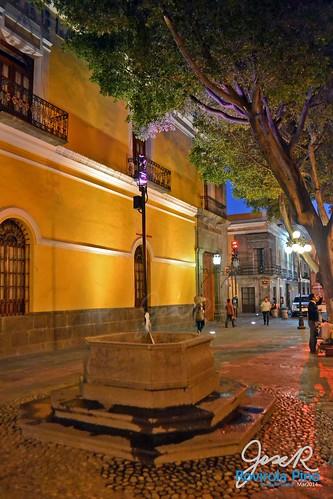 Monumento a Don Juan de Palafox y Mendoza