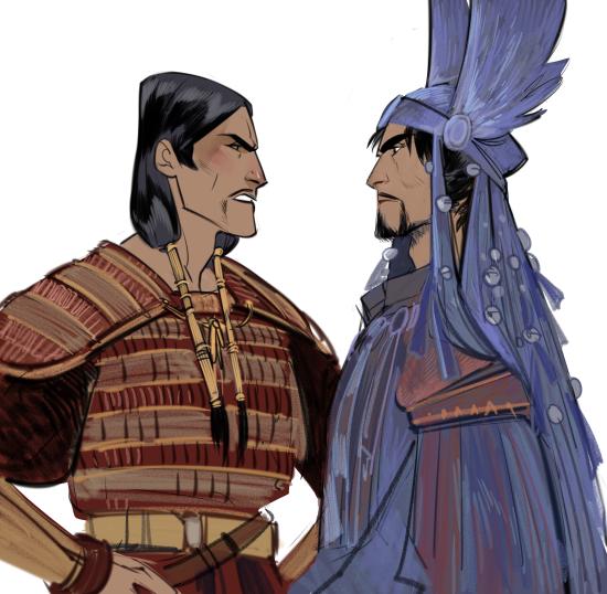 Khasar and Kokochu