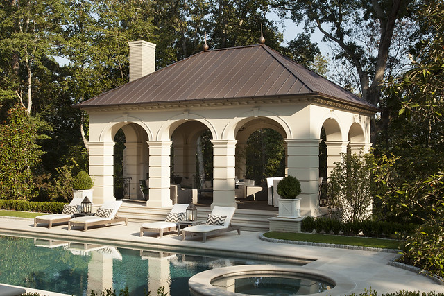 Things That Inspire 2014 Shutze Awards A Garden And Pool