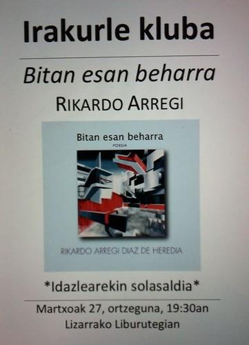 Rikardo Arregi Lizarran