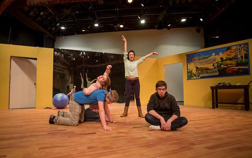 Theatre Arts: Circle Mirror Transformation