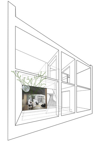 Archi-Union 創盟國際 - 五維茶室 Tea House
