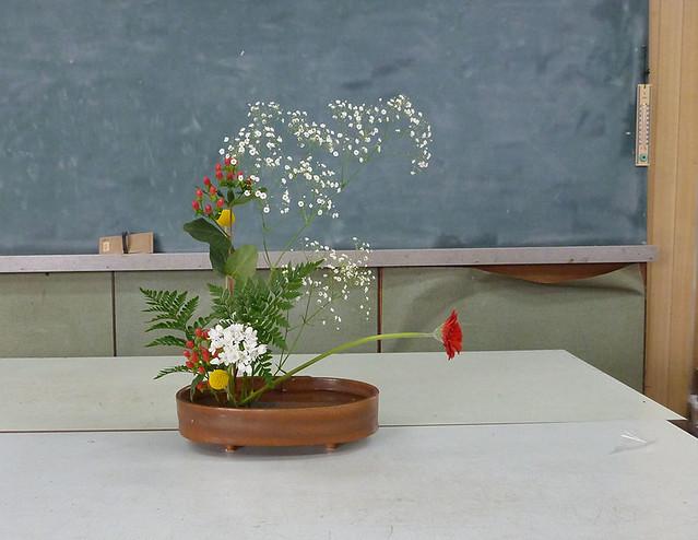 【自由花】ゴールデンスティック、ヒペリカム、コワニー