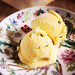 fruit, passion fruit, tropical fruit, ice cream, recipe