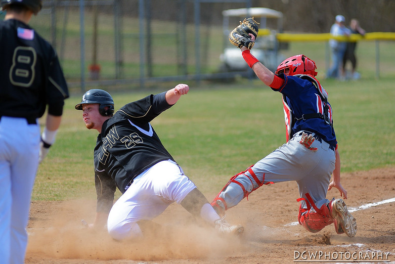 Foran vs. Law Baseball