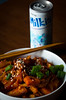 Dak Galbi & Milkis! by afternoon_dillight