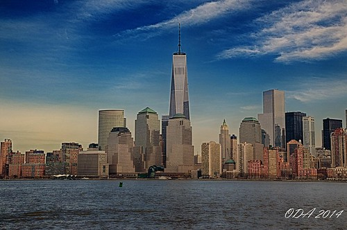 newyorkcity newjersey jerseycity unitedstates newyorkcityskyline