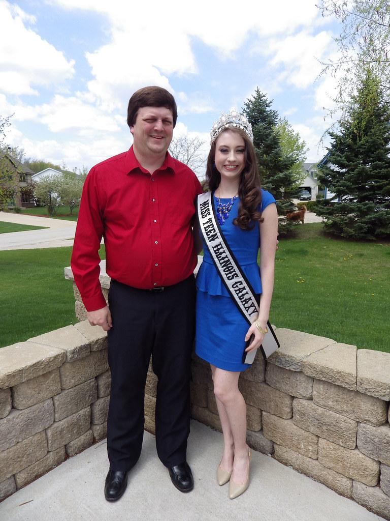 Rachel Janovsky, Miss Teen Illinois Galaxy 2014 - YouTube
