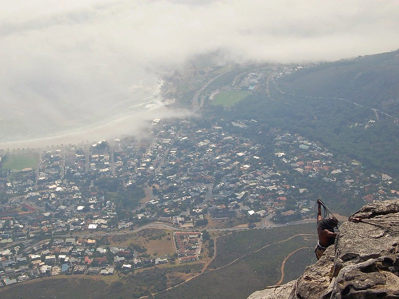 From Cable to Table: in Love With the Mountain of Cape Town
