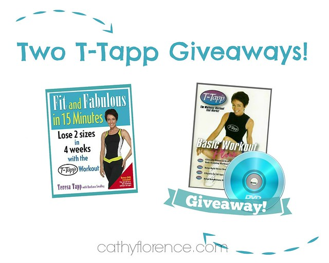 Two T-Tapp Giveaways