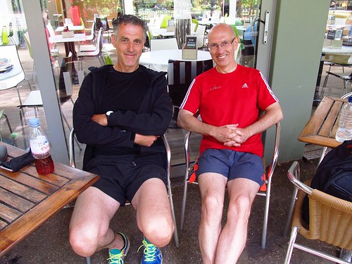 parkrun PBs for Stewart Rose and Michael Trott