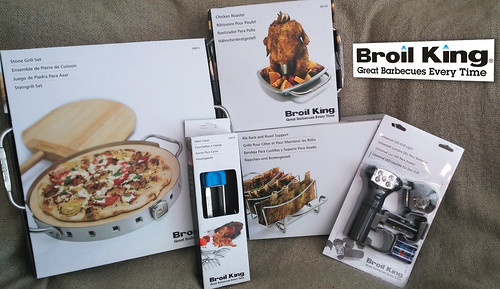 Summer Grilling Review & Receive Series Products