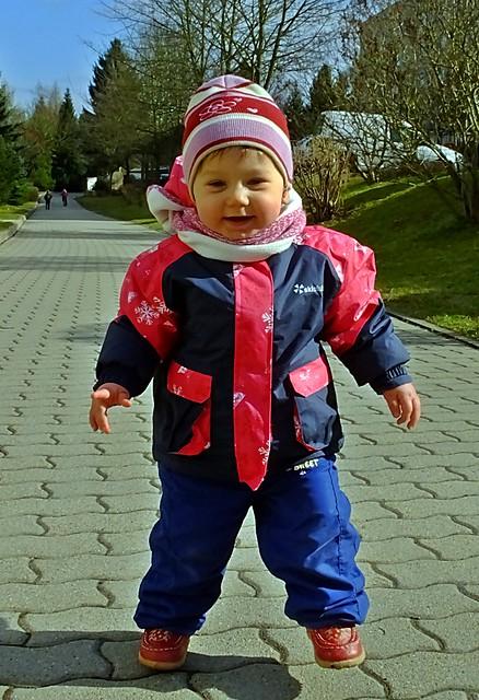 Meine Enkeltochter Luna - My granddaughter Luna