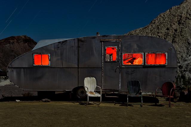 trailer life. eldorado canyon, nv. 2016.