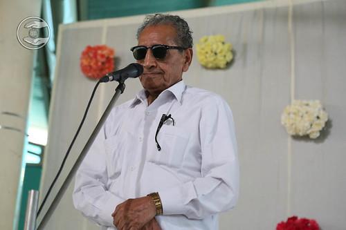 Hindi poem by Dr. Jagan Nath Sharma Hans
