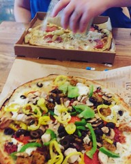 How #piday started love #blazepizza