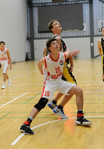 Petite Finale Sam CPE - Lugano Tigers U16  18
