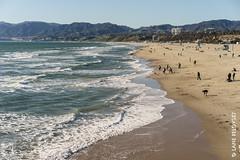 Santa Monica Beach North