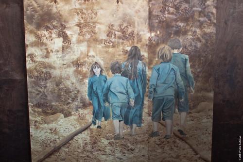 Sonia Cunliffe y Silvana Pestana - Desarraigo  - ART Lima