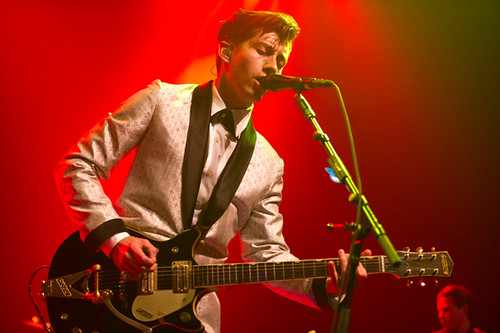 Arctic Monkeys (Alex Turner) at Majestic Ventura Theater