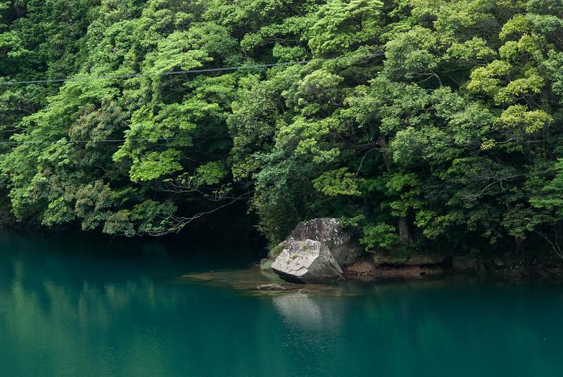 森川岩男forest river rock