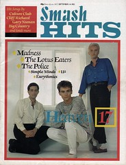 Smash Hits, September 1, 1983
