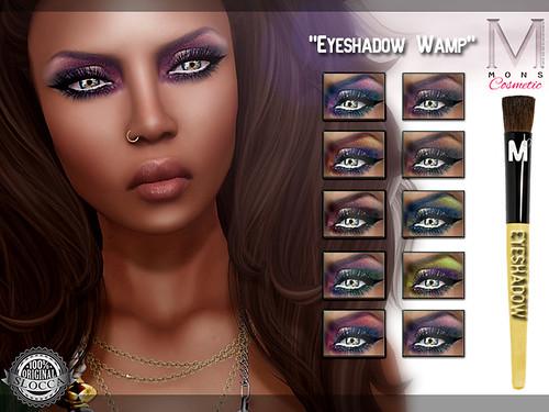 MONS / Makeups - Eyeshadow Wamp by Ekilem Melodie - MONS