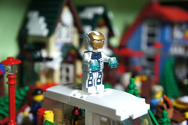 lego iron man mark 34 - photo #19