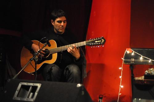 Michael Mucci at Mercury Lounge