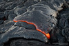 Surface lava flow, Kilauea [7026] by josefrancisco.salgado