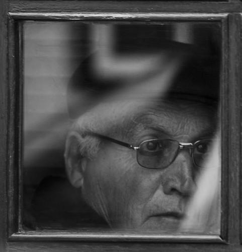 Framed by * Ahmad Kavousian *