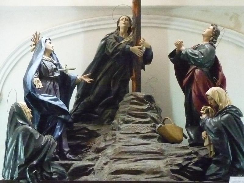 Cádiz - Oratorio de la Santa Cueva - Capilla inferior