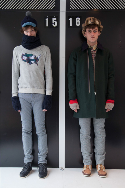 Matthew Hitt0102_BAND OF OUTSIDERS AW13-14(Fashionsnap)