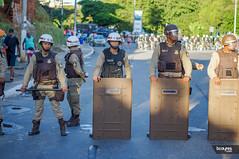 Manifestação Movimento Passe Livre